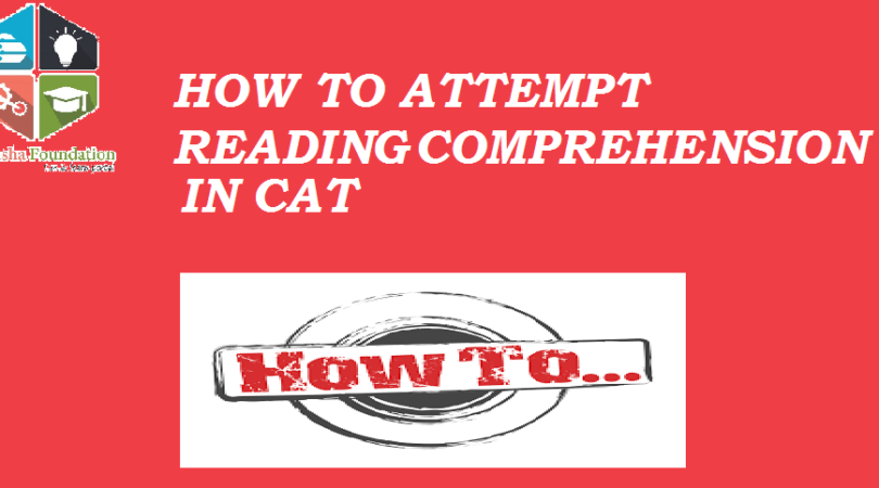 How to Attempt Reading Comprehension
