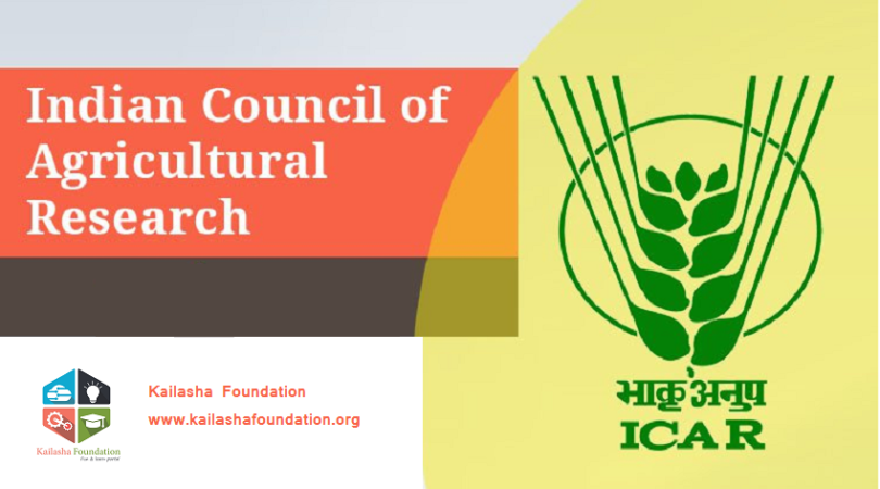 ICAR – A Career Option In Agriculture