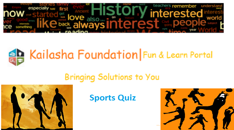 Sports Quiz – 20 Questions in 10 Minutes