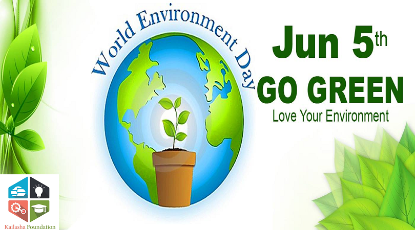 World Environment Day : Connecting People to Nature