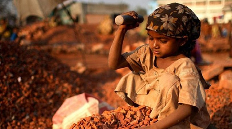 Child Labour : A Devastating Evil