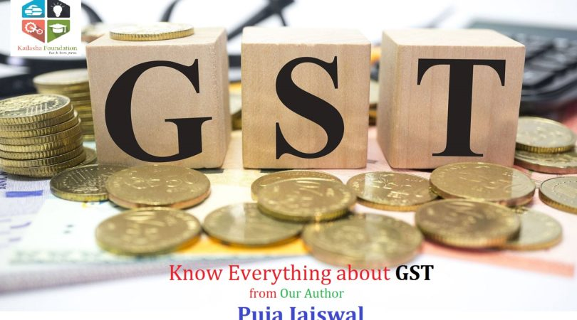 Still Confused about GST? Know everything in the simplest way.