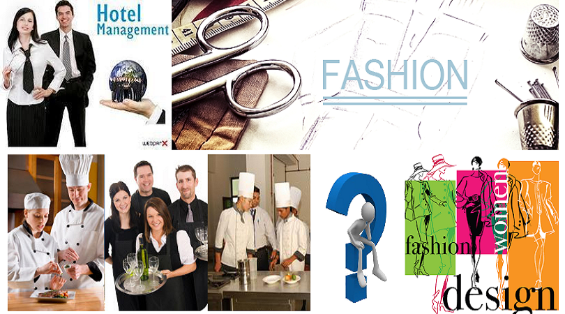 HOTEL MANAGEMENT vs Field of DESIGN – WHICH ONE TO CHOOSE…?