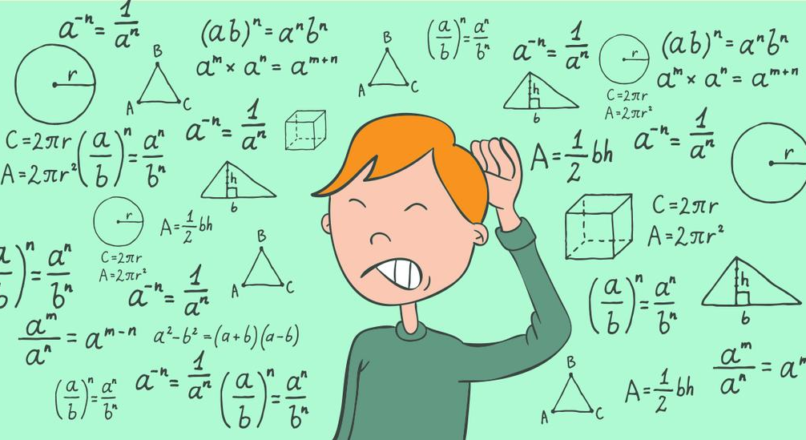 Fear of Maths – Follow these Guidelines