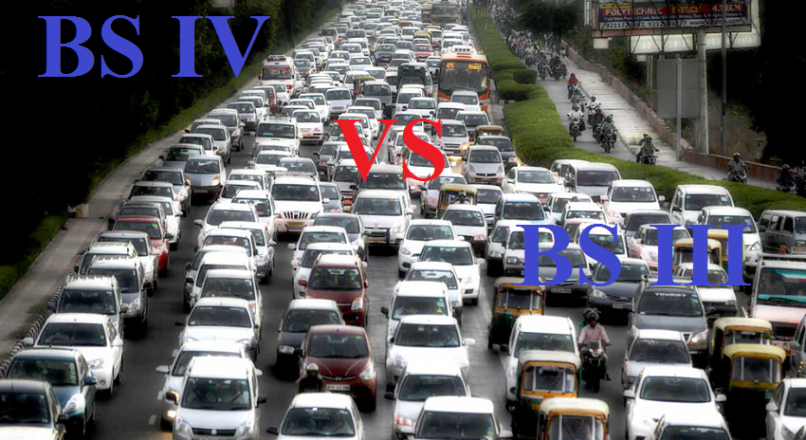 BS III vs BS IV Vehicles : What is this all about?