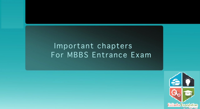 Important Chapters for NEET – 2017