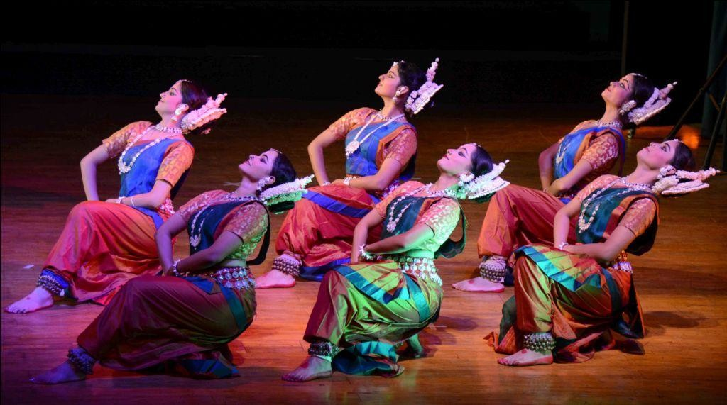 DANCE FORMS IN INDIA - SSC CGL GENERAL INTELLIGENCE