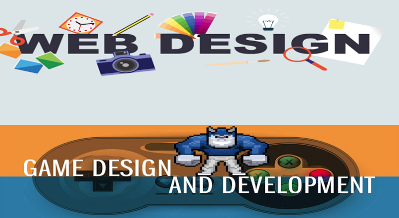 Game Design vs Web Design