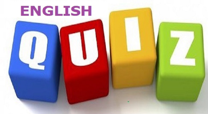 English Synonyms Quiz – Revise Your English before exam