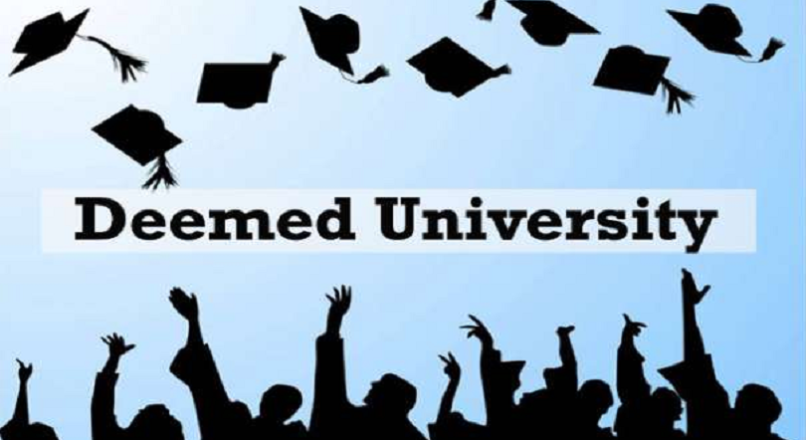 DEEMED UNIVERSITIES:- HOW ARE THEY DIFFERENT?