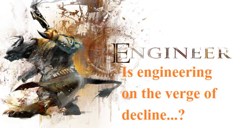 Is engineering on the verge of decline ?
