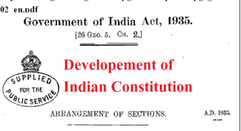 The journey of Indian Constitution Quiz 2 – How Constitution formed?