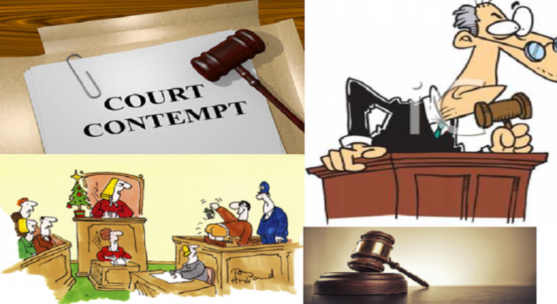 Contempt of Court: Concept and Practicality