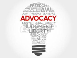 seven lamps of advocacy