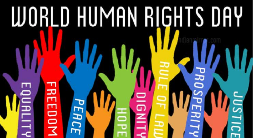 Human Rights Day: Stand Up 4 Human Rights