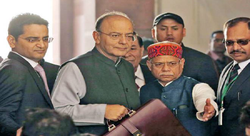 UNION BUDGET 2018-19: RURAL, FARMERS & SENIOR CITIZENS