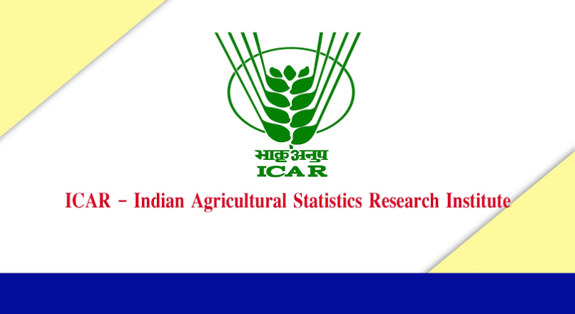 INDIAN COUNCIL OF AGRICULTURAL RESEARCH – ICAR