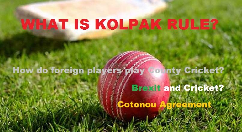 What is Kolpak Rule?