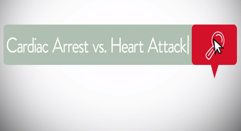 Heart Attack vs Cardiac Arrest – Are They Same?