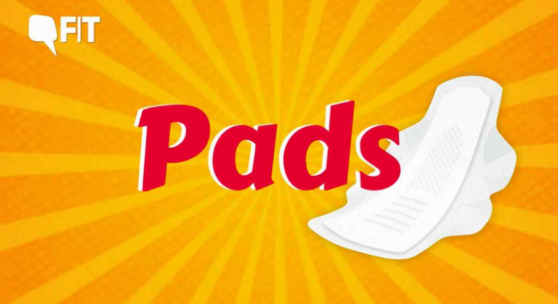 What is there in your sanitary pad?