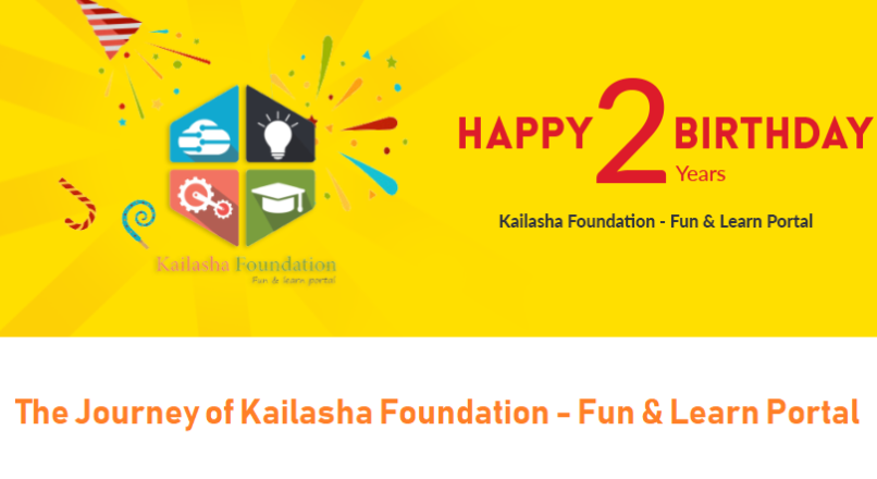 The Journey of Kailasha Foundation | 2nd anniversary of Kailasha