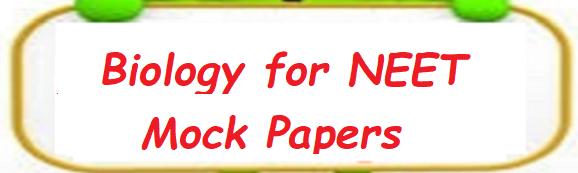 Biology for NEET