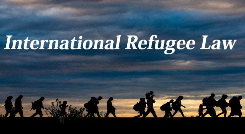 International Refugee Law : Difference between Refugee and Migrant